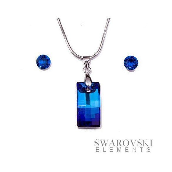 PJ Swarovski Elements szett 1 - Kék